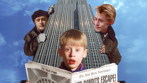 Home Alone Macaulay Culkin