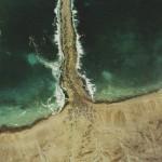 Israël door de Rode Zee.