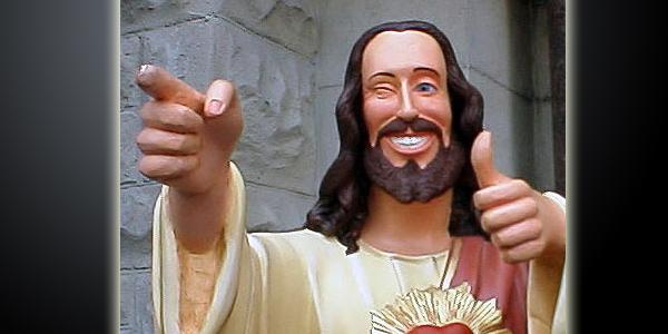 Jesus social media