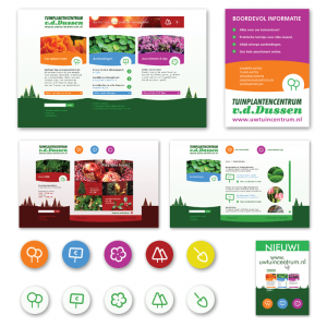 Website en drukwerk uwtuincetrum.nl bij Sprekend.com